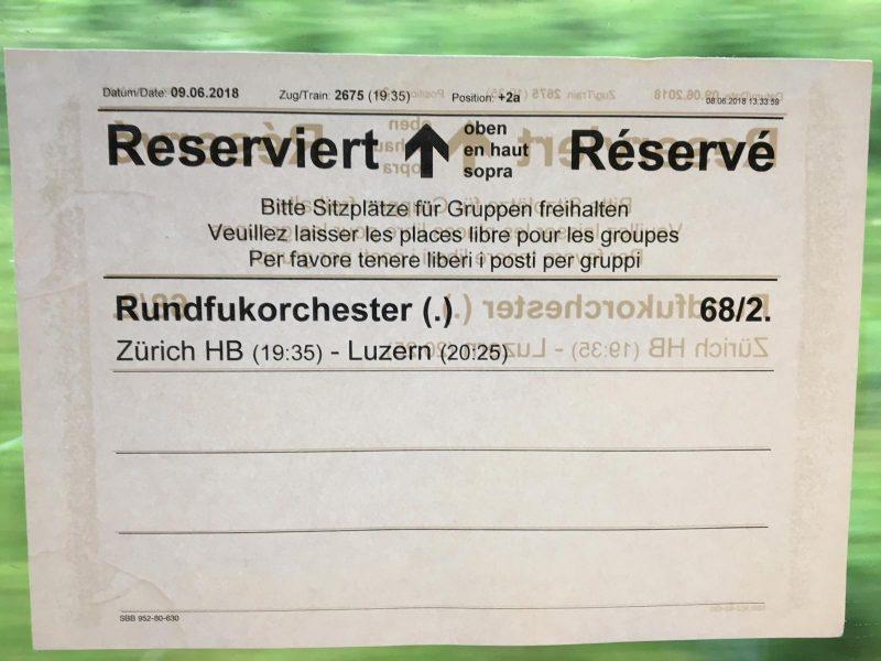 Tournee mit Diana Damrau, Gastspiel in Luzern (Credit Veronika Weber)