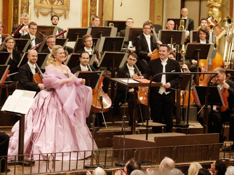 Tournee mit Diana Damrau, Gastspiel in Wien (Credit Dieter Nagl)