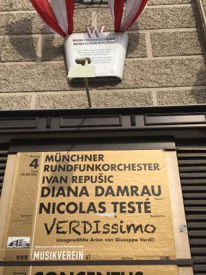 Tournee mit Diana Damrau, Gastspiel in Wien (Credit Veronika Weber)