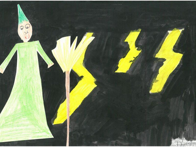 Der Zauberer von Oss_Bild von Dimitra_Anni-Pickert-Grundschule Poing