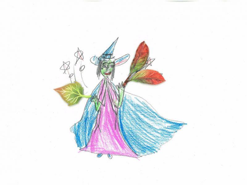 Der Zauberer von Oss_Bild von Viktoria _Kindertagesstätte Kirchseeoner Str. München