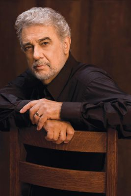 Plácido Domingo (c) Greg Gorman, Los Angeles Opera