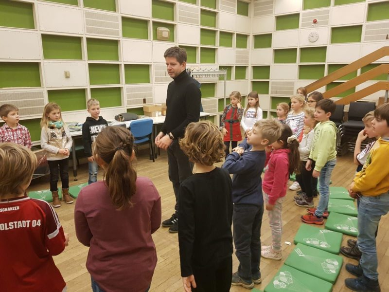Patenschaft macht Schule_GS Elsendorf beim Musiktag im BR 2019 (Credit Andrea Gaffal-Frank)_4
