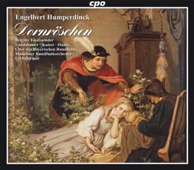 "Engelbert Humperdinck: ""Dornröschen"""