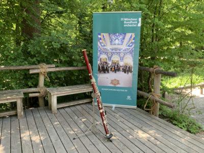 Das Münchner Rundfunkorchester im Tierpark Hellabrunn © Hakan Isiklilar