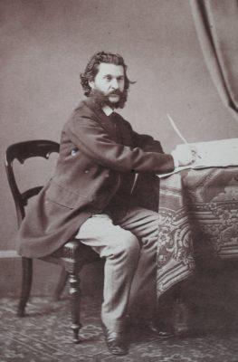 Johann Strauß Sohn © Wikimedia Commons