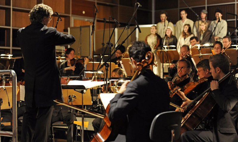 Konzert im Studio 1 (c) BR/Natasha I. Heuse