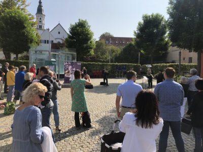 Landpartie in Mering, Sept. 2020 (Credit BR/Ulrich Pluta)