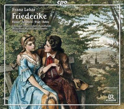 "Franz Lehár: ""Friederike"""