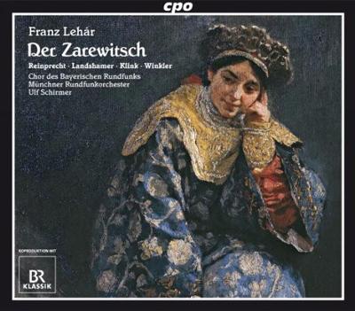 """Franz Lehár: """"Der Zarewitsch"""""""
