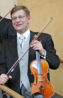 Karol Liman (Archiv des BR)