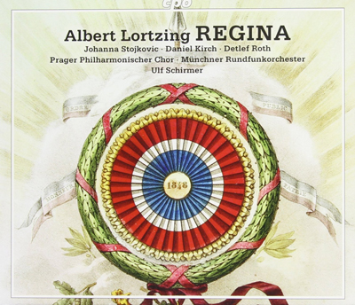 "Albert Lortzing : ""Regina"""