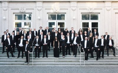 Münchner Rundfunkorchester 2017 im Garten des Prinzregententheaters (c) Felix Broede