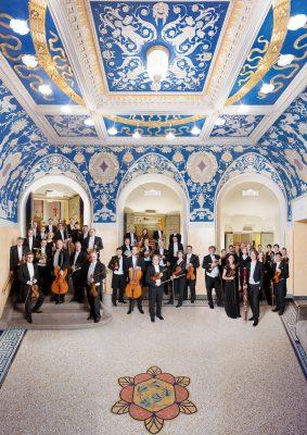 MRO ohne Dirigent (c) Felix Broede