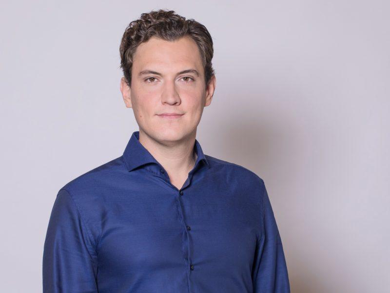 Maximilian Maier (Credit BR/Markus Konvalin)