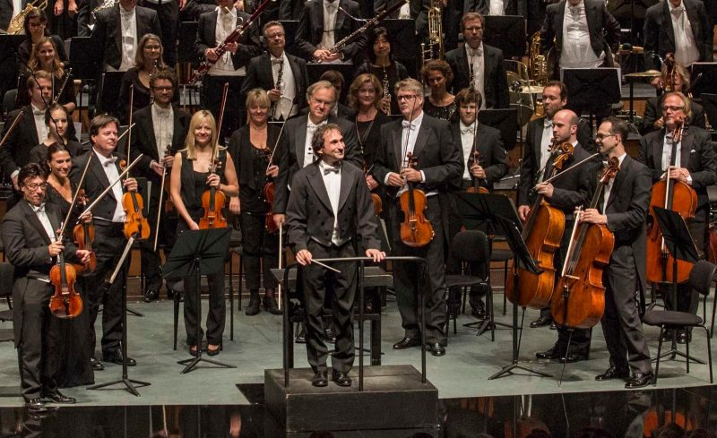 Manon Lescaut unter der Leitung von Marco Armiliato, Salzburger Festspiele 2016 (Credit Marco Borrelli)