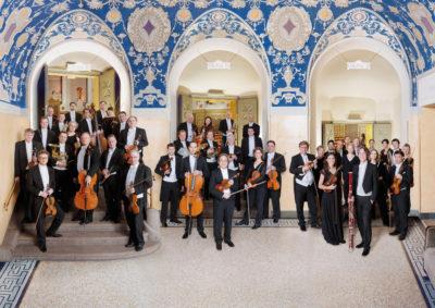 Münchner Rundfunkorchester 2017 ohne Ivan Repusic © Felix Broede