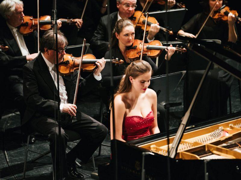 Festkonzert Pianistenclub 2017. Solistin: Viviana-Zarah Baudis (Credit Gina Gorny)