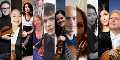 Neue Musiker des Münchner Rundfunkorchesters 2018/2019