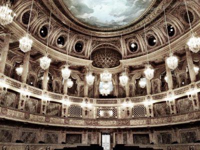 Opéra Royal, Versailles (Archiv des BR)