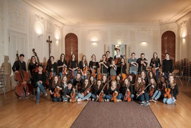 Schulorchester des Auersperg-Gymnasiums in Passau (c) Schulorchester des Auersperg-Gymnasiums in Passau