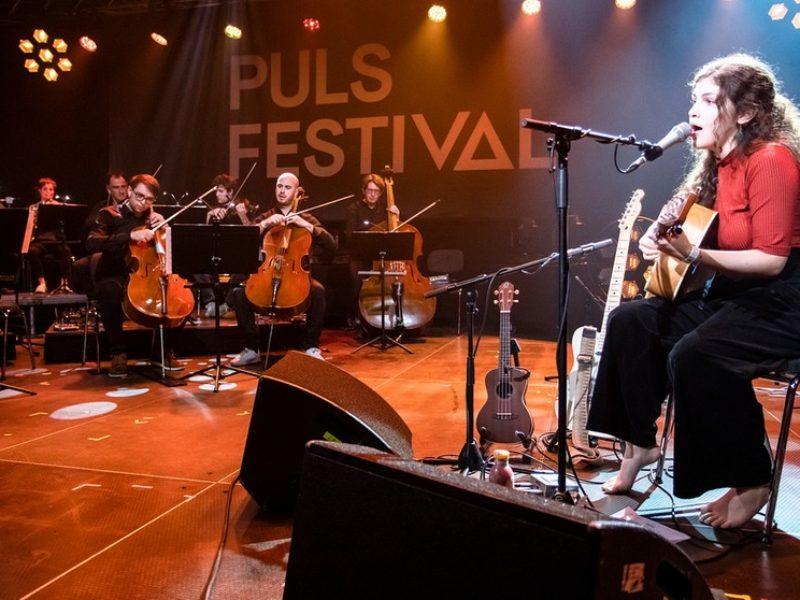PULS Festival 2018 München (BR - Hans-Martin Kudlinski)