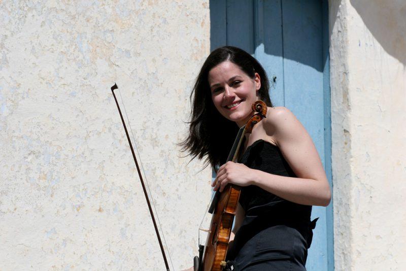 Marie-Claudine Papadopoulos (Archiv des BR)
