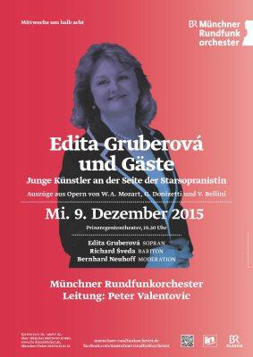 Plakat 2. Mittwochs 2015/2016_Gruberova und Gäste
