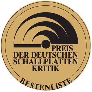 Preis der deutschen Schallplattenkritik Bestenliste