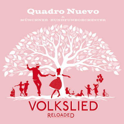 "Cover ""Volkslied reloaded"" © Sony Classical"