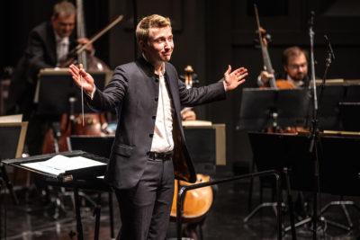 Saisonauftakt 2020/2021. Kino für die Ohren - Filmmusik mit Nervenkitzel. 16. September 2020 (Credit BR/Markus Konvalin)
