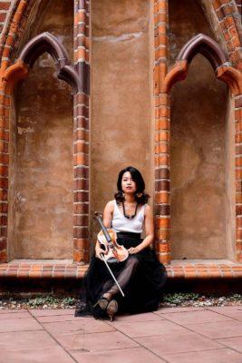 Chiharu Taki (Archiv des BR)