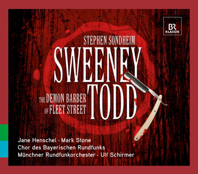 """Stephen Sondheim: """"Sweeney Todd"""""""