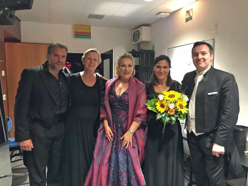 Tournee mit Diana Damrau, Konzert in Luzern (Credit Florian Lang)