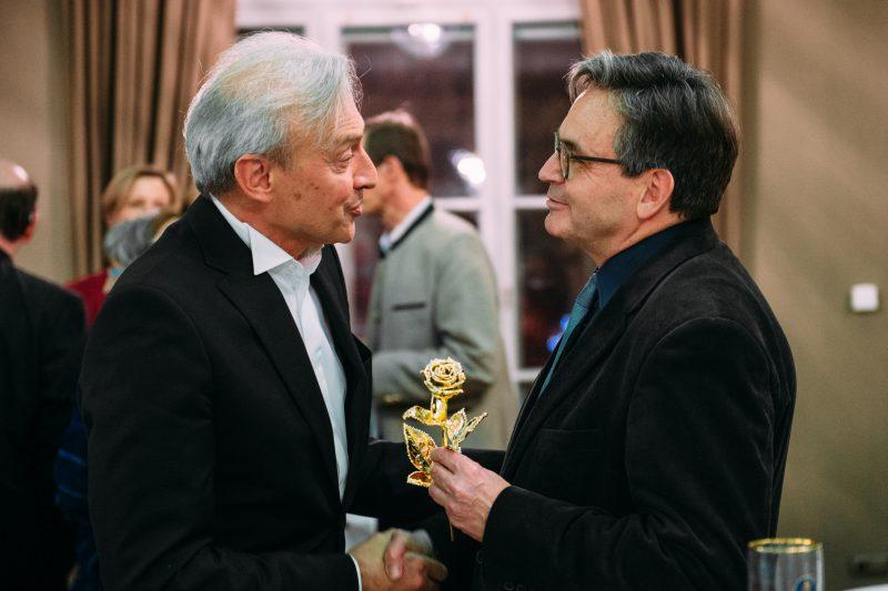 Ulf Schirmer und Hans-Jürgen Drescher (c) Lisa Hinder