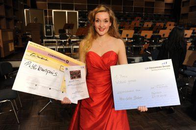 Vera-Lotte Böcker, 1. Preisträgerin bei Vokal genial 2015 (c) Goran Nitschke