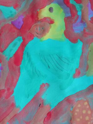 Vogelfänger-Bild von Christian, 15 Jahre
