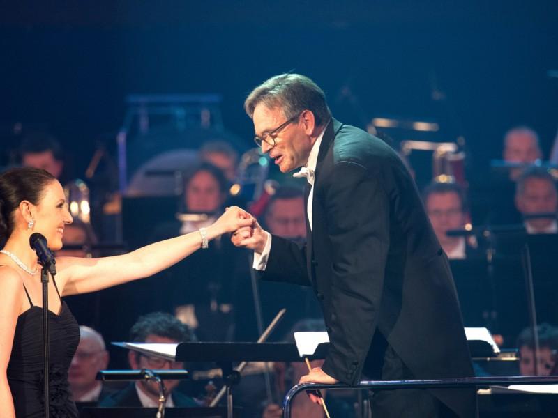 Ulf Schirmer und Sophia Brommer (c) Annette Goossens