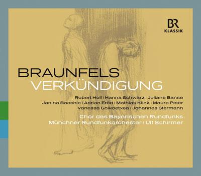 "Walter Braunfels: ""Verkündigung"""