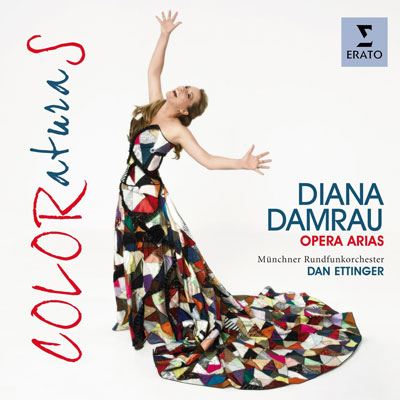 Diana Damrau: COLORaturaS