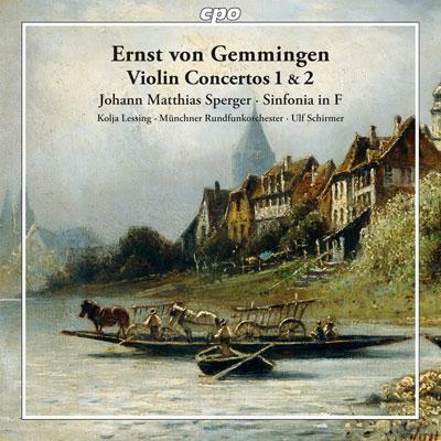 Ernst von Gemmingen: Violinkonzerte