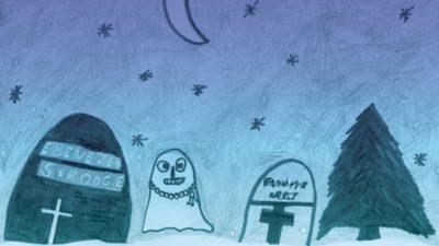 Zeichnung von Paula, GS Weßling