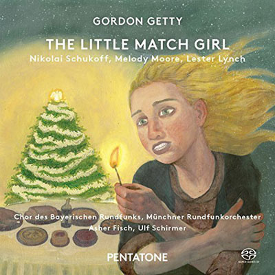 "Gordon Getty: ""The Little Match Girl"""