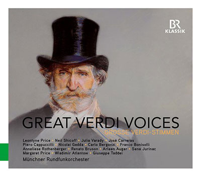 Great Verdi Voices: Große Verdi-Interpreten