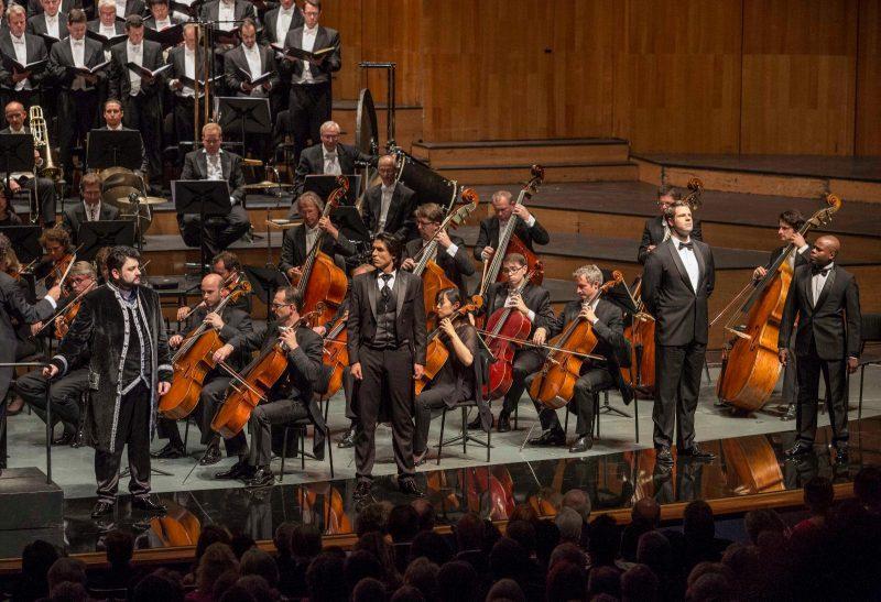 Manon Lescaut bei den Salzburger Festspielen 2016 (c) SF/Marco Borrelli