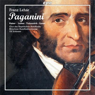 "Franz Lehár: ""Paganini"""