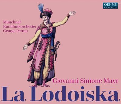 "Giovanni Simone Mayr: ""La Lodoiska"""