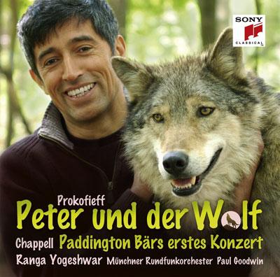 """Peter und der Wolf"" / ""Paddington Bärs erstes Konzert"""