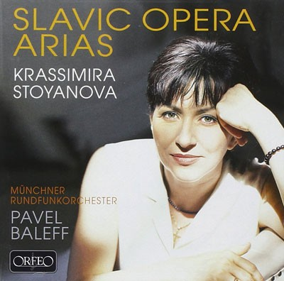 Krassimira Stoyanova: Slavic Opera Arias (c) Orfeo