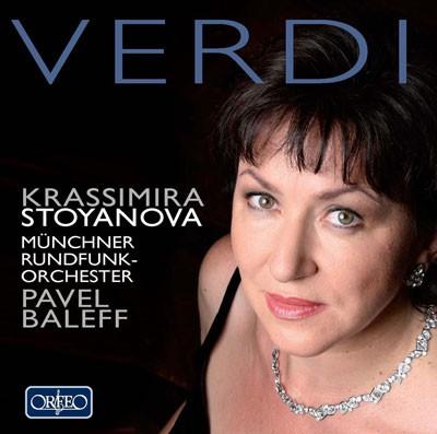 Krassimira Stoyanova: Verdi (c) Orfeo